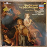 Bach, Vivaldi, Mozart,  William Bennett - Flute Concertos ‎– Flötenkonzerte Des 18 - Double Vinyl Record - Opened  - Very-Good+ Quality (VG+) - C-Plan Audio