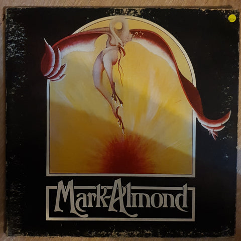 Mark Almond - Rising - Vinyl LP Record - Opened  - Very-Good+ Quality (VG+) - C-Plan Audio