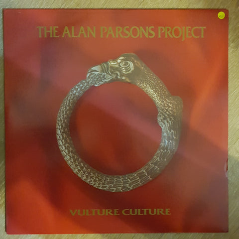 Alan Parsons - Vulture Culture - Vinyl LP Record - Opened  - Very-Good Quality (VG) - C-Plan Audio