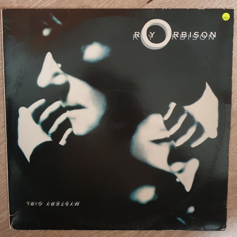 Roy Orbison - Mystery Girl - Vinyl LP Record - Opened  - Very-Good+ Quality (VG+) - C-Plan Audio