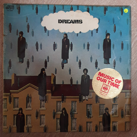 Dreams ‎– Dreams -  Vinyl LP Record - Opened  - Very-Good Quality (VG) - C-Plan Audio