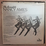 Nancy Ames ‎– The Incredible Nancy Ames - Vinyl LP Record - Opened  - Very-Good+ Quality (VG+) - C-Plan Audio