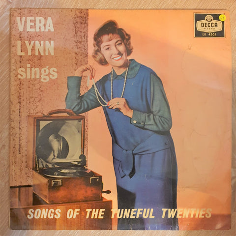 Vera Lynn ‎– Vera Lynn Sings Songs Of The Twenties - Vinyl LP Record - Opened  - Good+ Quality (G+)