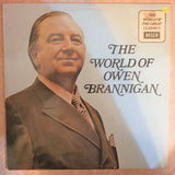 Owen Brannigan - The World of Owen Brannigan - Vinyl LP Record - Opened  - Very-Good+ Quality (VG+) - C-Plan Audio