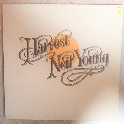 Neil Young ‎– Harvest (USA) - Vinyl LP Record - Opened  - Very-Good+ Quality (VG+) - C-Plan Audio