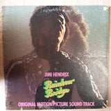 Jimi Hendrix ‎– Rainbow Bridge - Original Motion Picture Sound Track -   Vinyl LP Record - Opened  - Very-Good+ Quality (VG+) - C-Plan Audio