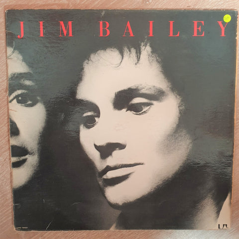 Jim Bailey ‎– Jim Bailey  - Vinyl LP Record - Opened  - Good+ Quality (G+) - C-Plan Audio