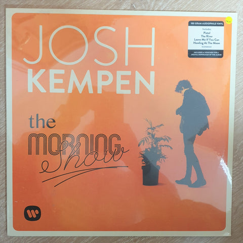 Josh Kempen ‎– The Morning Show - 180g Audiophile  (includes digital download voucher) Vinyl LP Record - Sealed - C-Plan Audio