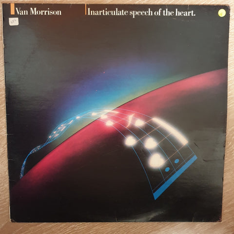Van Morrison ‎– Inarticulate Speech Of The Heart - Vinyl LP Record  - Very-Good Quality (VG) - C-Plan Audio