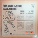 Frankie Laine ‎– Balladeer - Vinyl LP Record - Opened  - Very-Good+ Quality (VG+) - C-Plan Audio