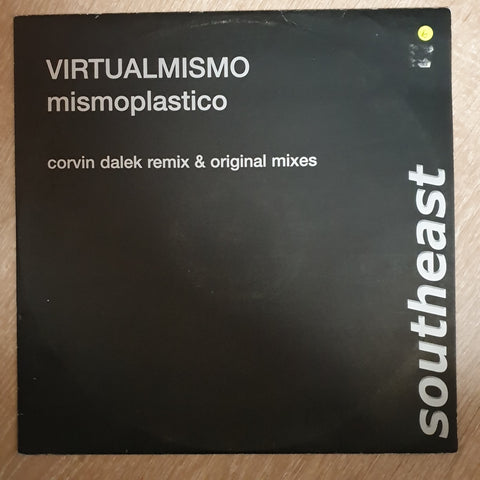 Virtualmismo ‎– Mismoplastico - Vinyl LP Record  - Very-Good Quality (VG) - C-Plan Audio