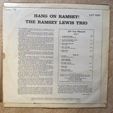 The Ramsey Lewis Trio ‎– Hang On Ramsey! -  Vinyl LP Record - Opened  - Very-Good- Quality (VG-) - C-Plan Audio
