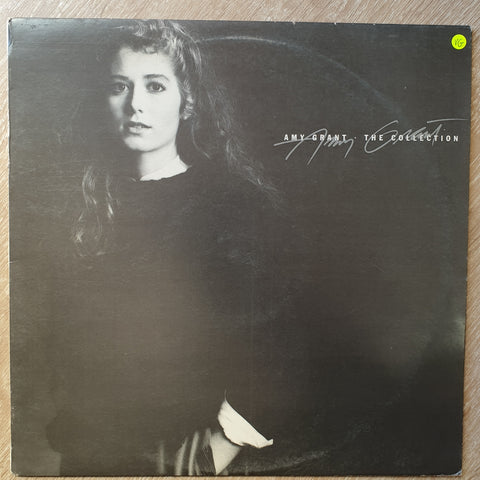 Amy Grant - The Collection - Opened - Vinyl LP Record  - Very-Good Quality (VG) - C-Plan Audio