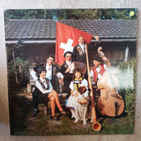 Swiss Folklore - Ländlerkapelle Charly Widmer - Opened ‎–   Vinyl LP Record - Opened  - Very-Good+ Quality (VG+) - C-Plan Audio