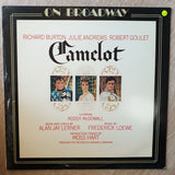Camelot  - Richard Burton, Julie Andrews - Alan Jay Lerner, Frederick Loewe ‎- Opened ‎–   Vinyl LP Record - Opened  - Very-Good+ Quality (VG+) - C-Plan Audio