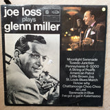 Joe Loss Plays Glen Miller  - Opened ‎–   Vinyl LP Record - Opened  - Very-Good+ Quality (VG+) - C-Plan Audio