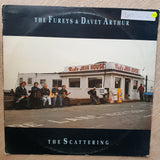 The Fureys and Davey Arthur - The Scattering -  Opened ‎–   Vinyl LP Record - Opened  - Very-Good+ Quality (VG+) - C-Plan Audio