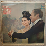 My Fair Lady - Audrey Hepburn Rex Harrison  - Original Soundtrack Recording  -  Opened ‎–   Vinyl LP Record - Opened  - Very-Good+ Quality (VG+) - C-Plan Audio