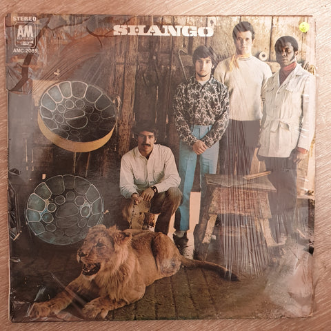 Shango ‎– Shango - Vinyl LP Record - Opened  - Very-Good Quality (VG) - C-Plan Audio