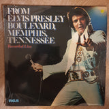 Elvis Presley ‎– From Elvis Presley Boulevard, Memphis, Tennessee - Vinyl LP Record - Opened  - Very-Good+ Quality (VG+) - C-Plan Audio