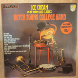 Dutch Swing College Band ‎– Ice Cream En Elf Andere Jazz Classics ‎– Vinyl LP Record - Opened  - Very-Good+ Quality (VG+) - C-Plan Audio