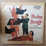 Ruby Braff Featuring Dave McKenna ‎– Ruby Braff ‎– Vinyl LP Record - Opened  - Very-Good+ Quality (VG+) - C-Plan Audio