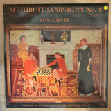 Schubert - The Royal Danish Orchestra Conducted By George Hurst ‎– The 'Unfinished' - Vinyl LP Record - Opened  - Good+ Quality (G+) - C-Plan Audio
