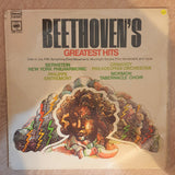 Beethoven – Beethoven's Greatest Hits -  Vinyl LP Record - Very-Good+ Quality (VG+)