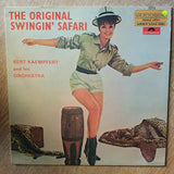 Bert Kaempfert & His Orchestra ‎– The Original Swinging Safari - Vinyl LP Record - Opened  - Very-Good+ Quality (VG+) - C-Plan Audio