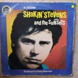 Shakin' Stevens And The Sunsets ‎– A Legend  ‎– Vinyl LP Record - Opened  - Good+ Quality (G+) - C-Plan Audio
