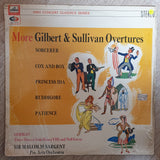 Gilbert & Sullivan  - More Gilbert & Sullivan Overtures  ‎– Vinyl LP Record - Opened  - Good+ Quality (G+) - C-Plan Audio