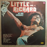 Little Richard ‎– At His Wildest Vol. 1  - Vinyl LP Record - Opened  - Very-Good Quality (VG) - C-Plan Audio
