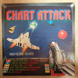 Chart Attack - Original Artists -  Vinyl LP Record - Opened  - Very-Good+ Quality (VG+)