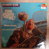 James Last ‎– Rock Around With Me! - Vinyl LP Record - Opened  - Very-Good+ Quality (VG+) - C-Plan Audio