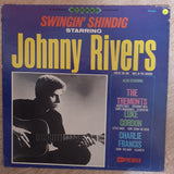 Johnny Rivers  - The Tremonts, Luke Gordon, Charlie Francis ‎– Swingin' Shindig -  Vinyl LP Record - Opened  - Very-Good- Quality (VG-) - C-Plan Audio