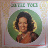 Diane Todd - Diane Todd (Autographed) - Vinyl LP Record - Very-Good+ Quality (VG+)
