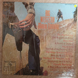 Big Western Movie Themes - Geoff Love And His Orchestra - Vinyl LP Record - Opened  - Very-Good Quality (VG)