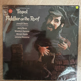 Topol ‎– Fiddler On The Roof - Vinyl LP Record - Very-Good+ Quality (VG+)