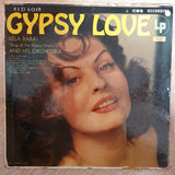 Bela Babai And His Orchestra ‎– Gypsy Love -  Vinyl LP Record - Opened  - Very-Good Quality (VG)
