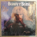 Beauty and The Beast - Of Love and Hope (Music and Poetry) - Lee Holdridge, Don Davis, Ron Perlman ‎-  Vinyl LP Record - Opened  - Very-Good+ Quality (VG+)