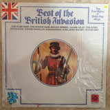 Best Of The British Invasion - Original Artists -  Vinyl LP Record - Opened  - Very-Good+ Quality (VG+)