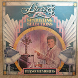 Liberace ‎– Sparkling Selections - Piano Memories -  Vinyl LP Record - Opened  - Very-Good+ Quality (VG+)