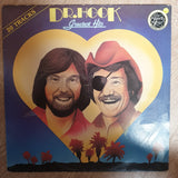 Dr. Hook ‎– Greatest Hits - Vinyl LP Record - Opened  - Very-Good+ Quality (VG+) - C-Plan Audio