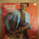 Clarence Clemons And The Red Bank Rockers ‎– Rescue -  Vinyl LP Record - Very-Good+ Quality (VG+) - C-Plan Audio