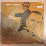 Frank Sinatra ‎(and Frank & Nancy) – The World We Knew - Vinyl LP Record - Opened  - Good+ Quality (G+)