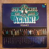 Rob McConnell & The Boss Brass ‎– Again! Volume 2 -  Vinyl LP Record - Very-Good+ Quality (VG+)