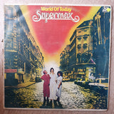 Supermax ‎– World Of Today ‎– Vinyl LP Record - Opened  - Good Quality (G) - C-Plan Audio