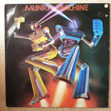 Munich Machine ‎– Munich Machine - Vinyl LP Record - Opened  - Very-Good Quality (VG)