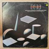 China Crisis ‎– Difficult Shapes & Passive Rhythms - Some People Think It's Fun To Entertain -  Vinyl LP Record - Opened  - Very-Good- Quality (VG-) - C-Plan Audio