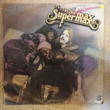 Supermax - Fly With Me -  Vinyl LP Record - Opened  - Fair/Good Quality (F/G) (Vinyl Specials) - C-Plan Audio